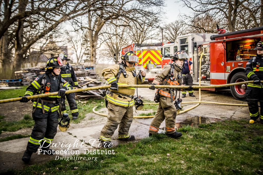 Dwight Fire Protection District along with the Braceville ...