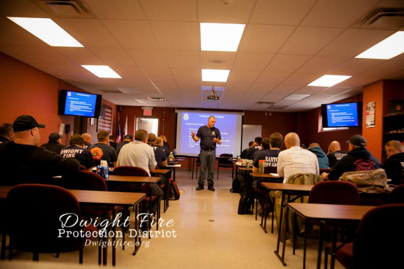FSVO Classroom Training - Dwight Fire