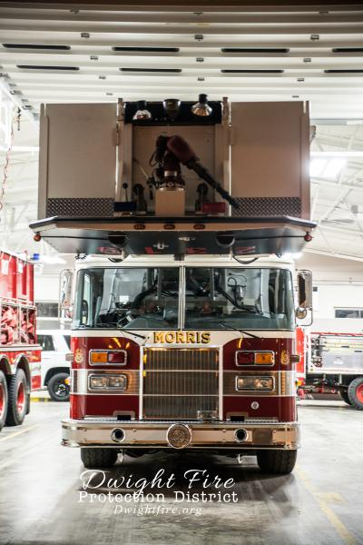 The Dwight Fire Protection District welcomes the 'New to ...