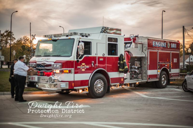 Employees' of SOCU, Dwight Fire Protection District, and ...
