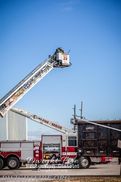 Dwight Fire Protection District was dispatched for a ...
